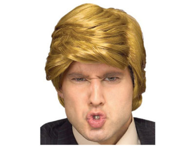 Donald Trump Billionaire Wig
