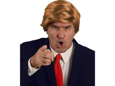 Mr. President Billionaire Halloween Costume Wig