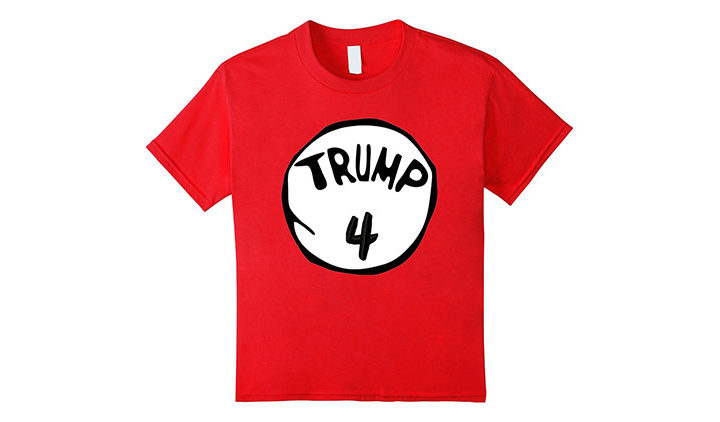 Donald Trump President Shirts