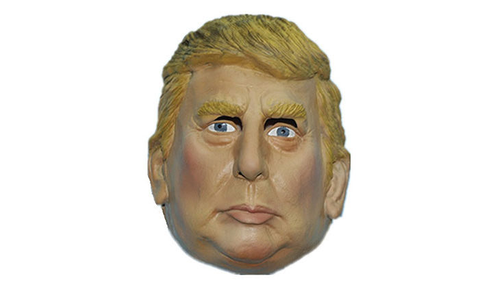 Donald Trump Natural Latex Mask