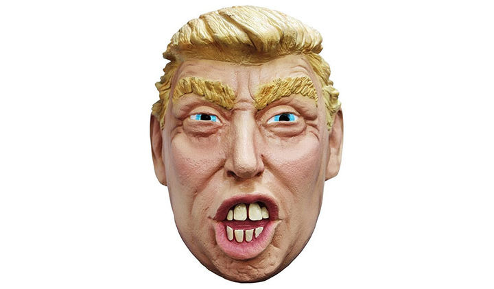The Donald Trump Adult Latex Mask Republican Presidential Candidate Billionaire