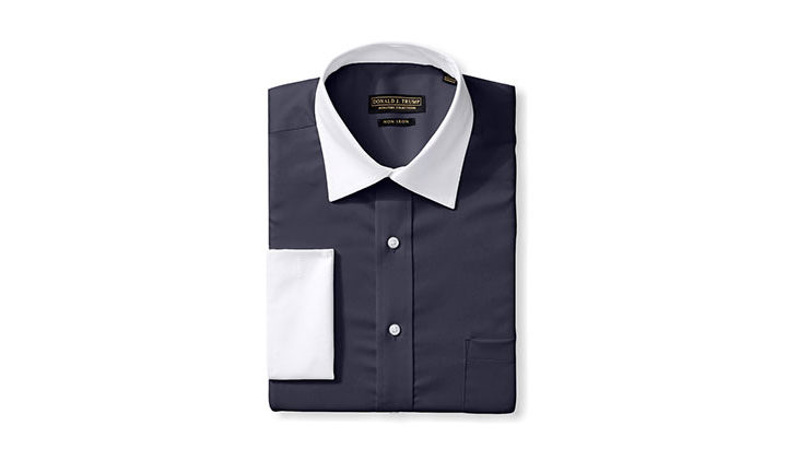 Donald Trump Collar Shirt