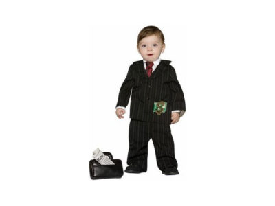 Infant Tycoon Halloween Costume