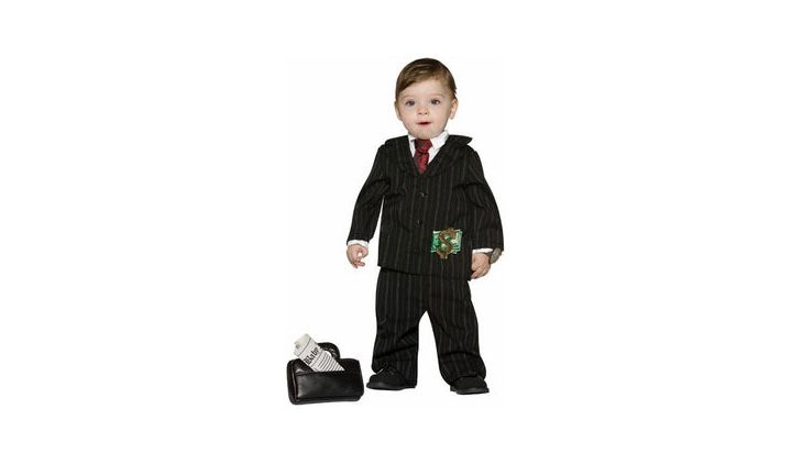 Infant Tycoon Halloween Costume