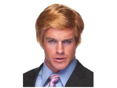 Donald Trump Costume Billionaire Wig Adult Accessory