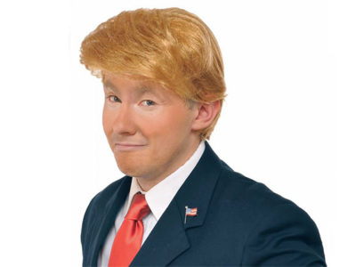 Donald Trump Adult Wig