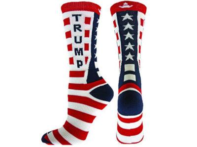 Donald Trump Republican Socks