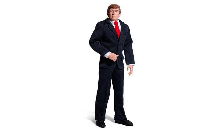 Talking Donald Trump