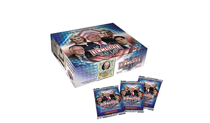 Hobby Box for Donald Trump