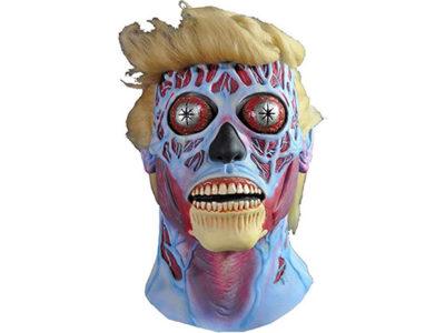 Donald Trump Alien Mask