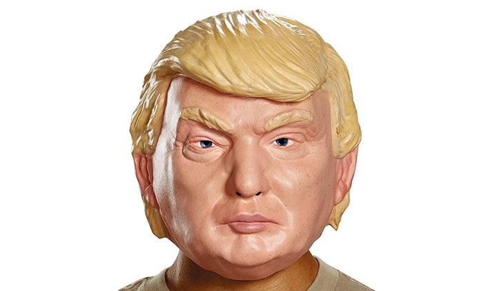 The Candidate Donald Trump Mask